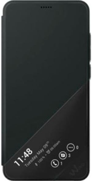 Smart Folio Book Cover grey