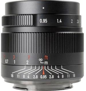 35mm F0.95 Fuji X