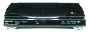 Pioneer PL-990 Plattenspieler schwarz