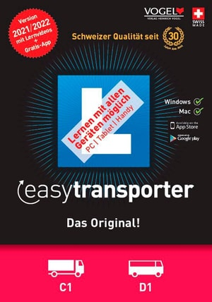 easytransporter 2021/22 [Kat. C1/D1] [PC/Mac] (D/F/I)