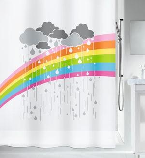 Rideaux de douche Arc en Ciel