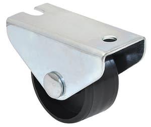 Möbel-Bockrolle D25 mm