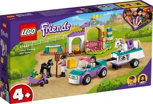 Friends Le dressage de chevaux et la remorque 41441