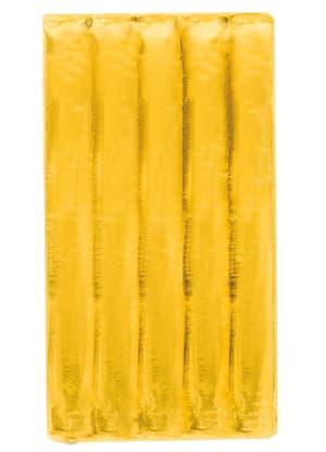 Plastilin Knete gelb 250g