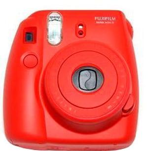 Instax Mini 8 rouge framboise