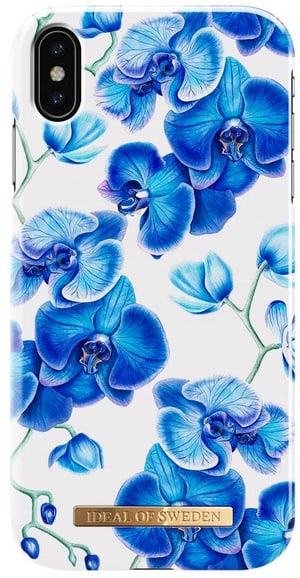 Hard Cover Baby Blue Orchid