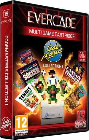 Evercade 19 - Codemasters Collection 1