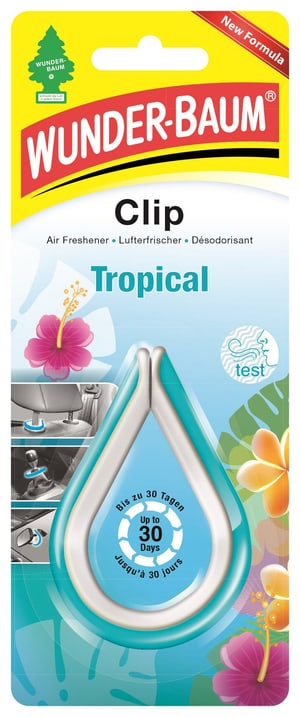 Clip tropical