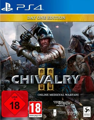 PS4 - Chivalry 2 - Day 1 Edition D