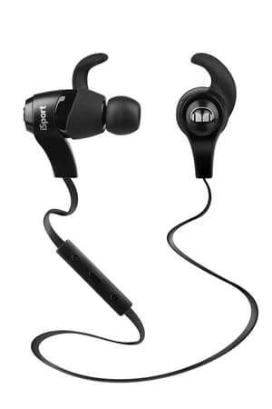 iSport Buetooth Cuffie In-Ear noir