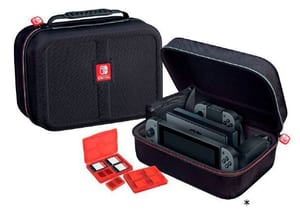Game Traveller Deluxe System Case black - NSW
