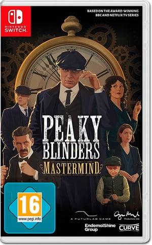 NSW - Peaky Blinders: Mastermind D