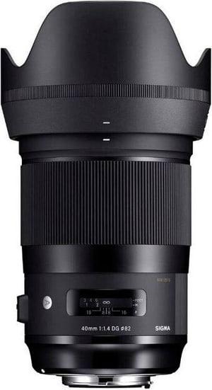 40mm F1.4 DG HSM Art Sony