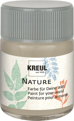 NATURE Farbe, Kieselstein