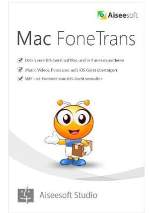 FoneTrans iOS Transfer Mac (D)