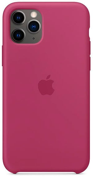 iPhone 11 Pro Silicone Case Pomegranate