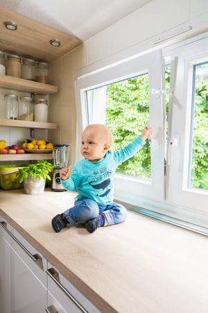 Fensterfeststeller Nino