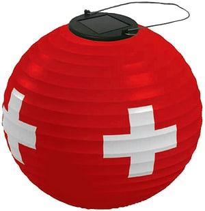 Soare LED Lampioncino croce svizzera