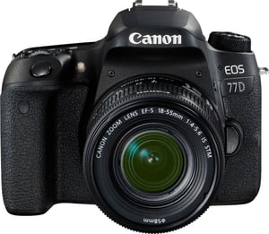 EOS 77D 18-55 mm 1:4-5,6 IS STM