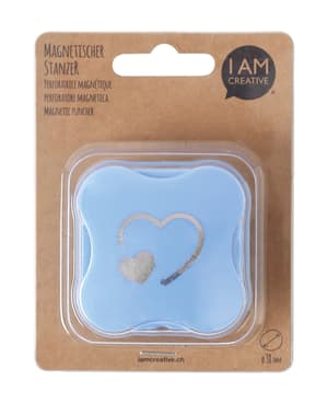 Magnetic perforatore cuore, 38 mm