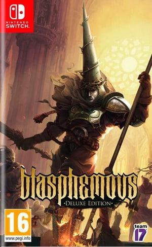 NSW - Blasphemous Deluxe Edition D