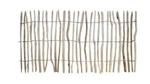 Steccato a listelli