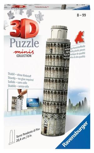 3D Mini Building Pisa