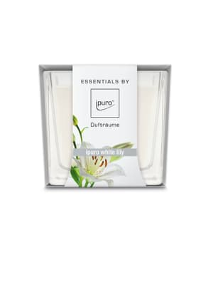 Essential, White lilly