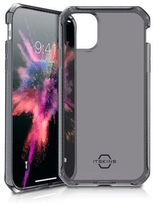 Hard Cover SPECTRUM CLEAR black