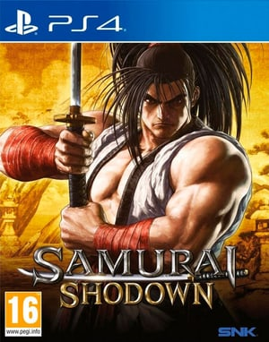 PS4 - Samurai Shodown F