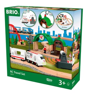 Countryside Railway Set