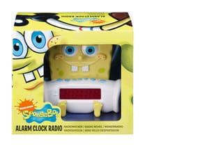 Dual Spongebob DLX Radioréveil