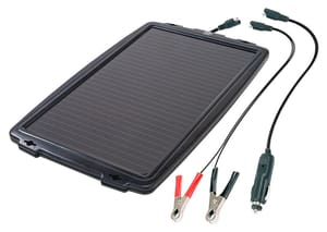 Ring Solar-Panel-Ladewandler 12V 2.4W