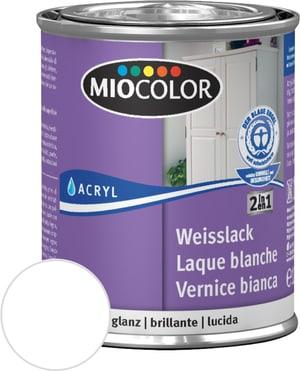Acryl Weisslack glanz altweiss 125 ml