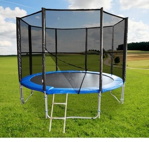 SE OUTDOOR TRAMPOLIN 304CM