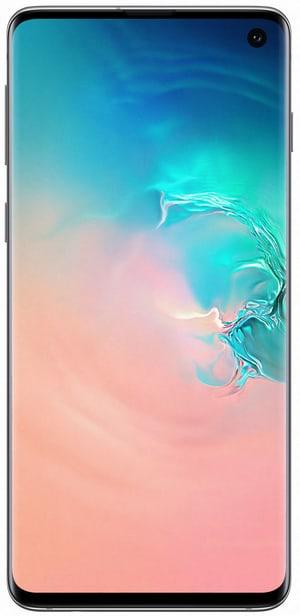 Galaxy S10 128GB Prism White