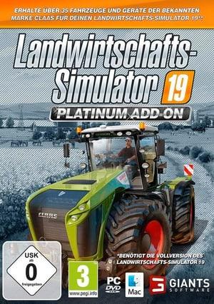 PC - Landwirtschafts-Simulator 19 - CLAAS Add-On D