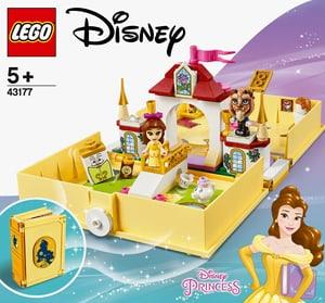 Disney 43177 Belles Märchenbuch