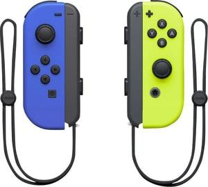 Switch Joy-Con 2er-Set Blau/Neon-Gelb