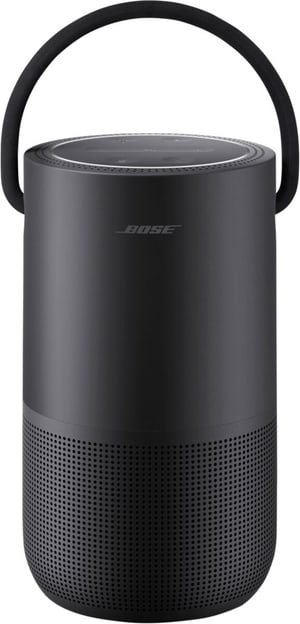Portable Home Speaker - Schwarz