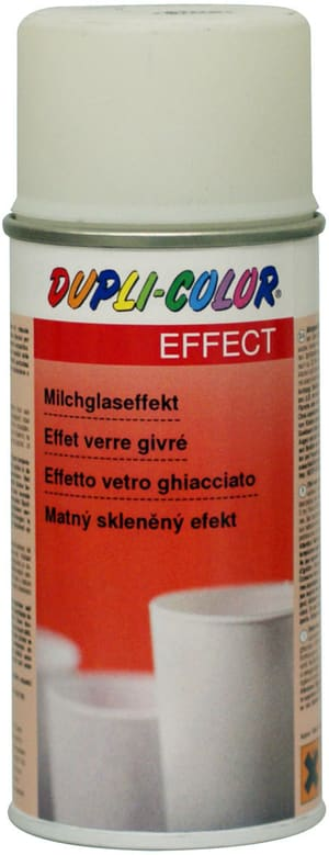 Spray effet verre givré