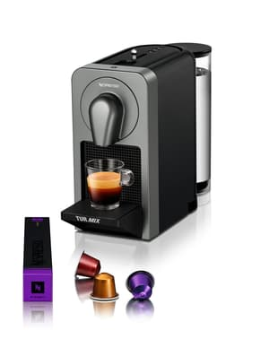 Turmix TX190 Prodigio Machine à café titane