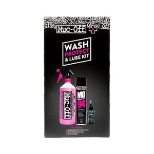 Wash, Protect & Lube Kit