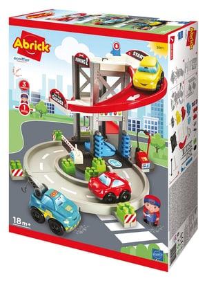 Garage de voiture Abrick (FR)