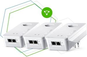 Powerline Mesh WiFi 2 Multiroom Kit
