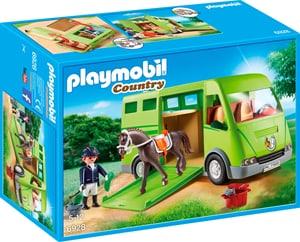Country Furgone trasporto cavalli 6928