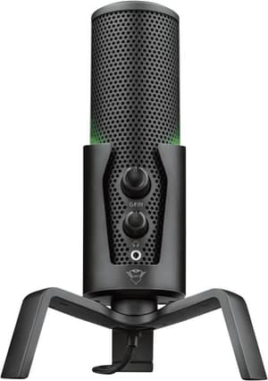 GXT 258 Fyru USB 4-in-1 Streaming Micro