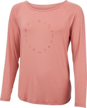 Damen-3/4-Shirt