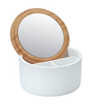 Scatola gioielli con specchia