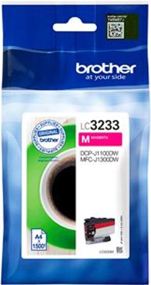 Tintenpatrone LC-3233M magenta